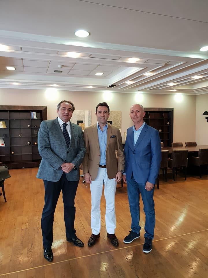 Универзитетот ФОН склучи договор за соработка со Музеј на Македонија