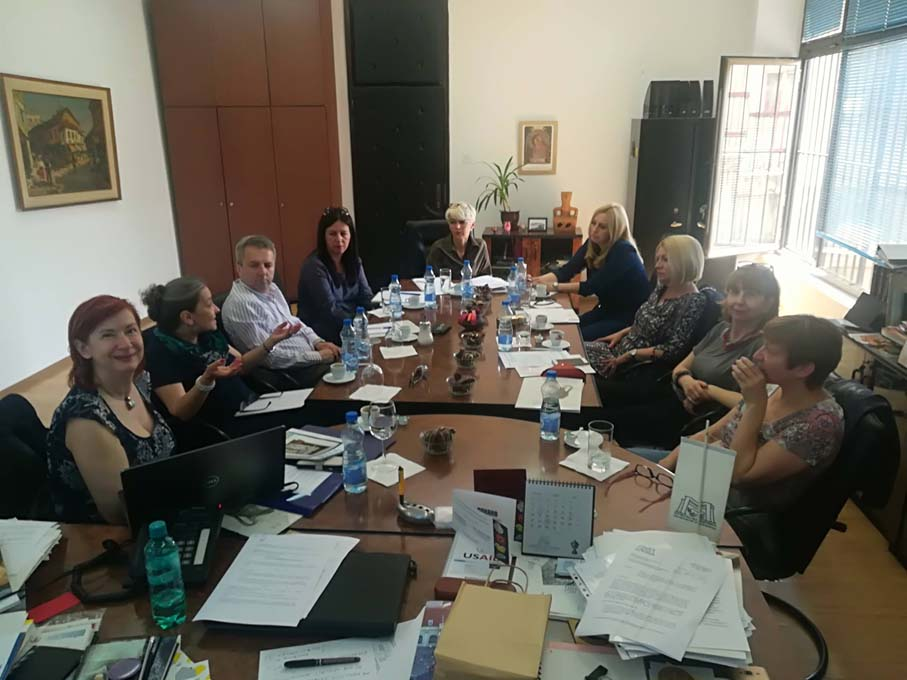 ICOM SEE MEETING IN THE MUSEUM OF MACEDONIA 23.05.2018