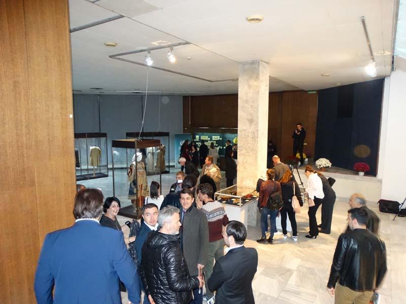 Изложба со Јунус Емре