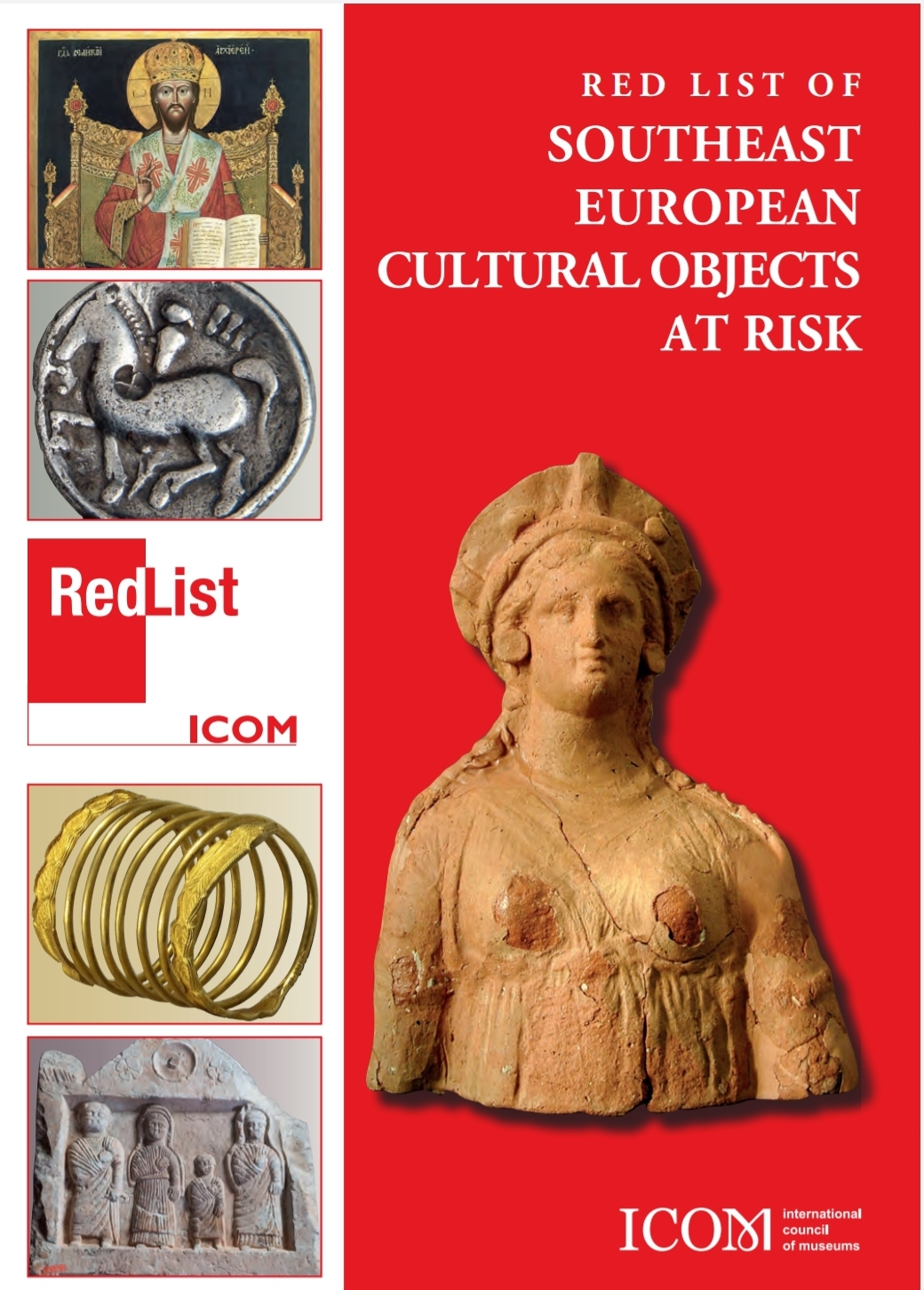 ИКОМ ја објави својата Црвена листа за Југоиточна Европа